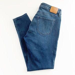 Lucky Brand Sasha Super Skinny Jean Steel Blue 8